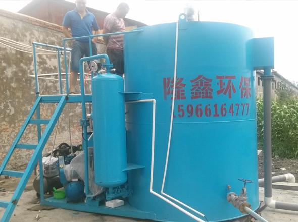 浙江竖流式溶气气浮机